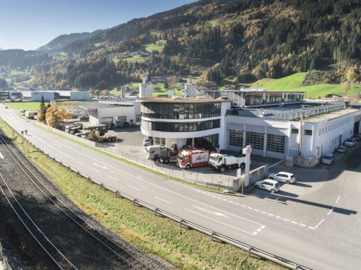 Bürogebäude Empl Fahrzeugwerk